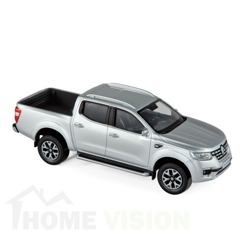 Renault Alaskan Pick-Up 2017 - Silver