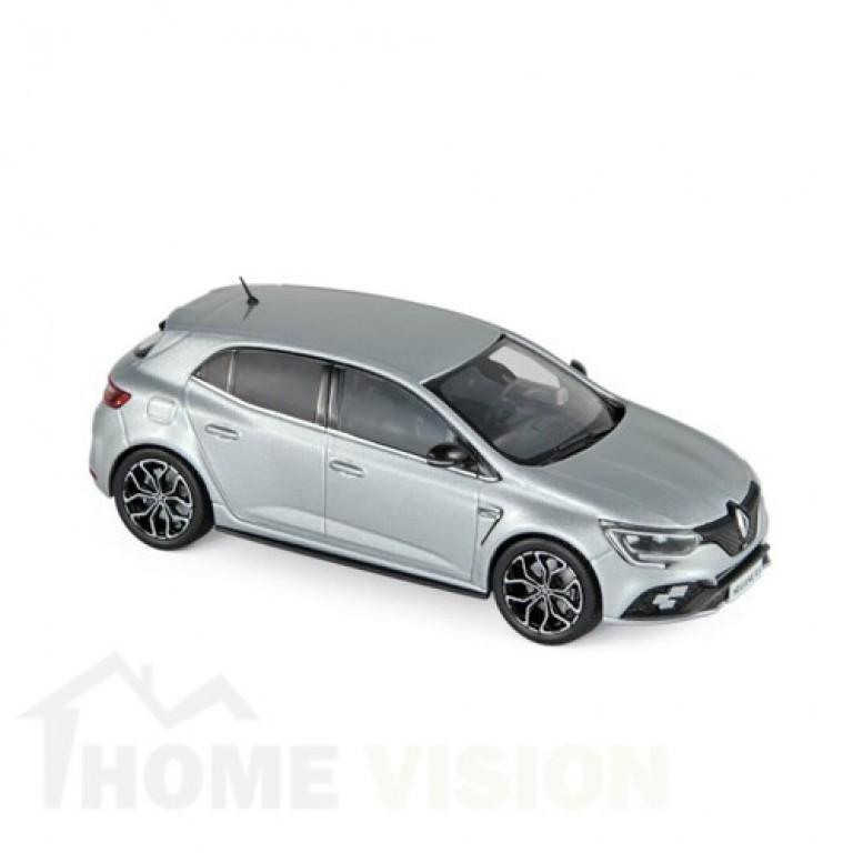Renault Megane R.S. 2018 - Platine Silver