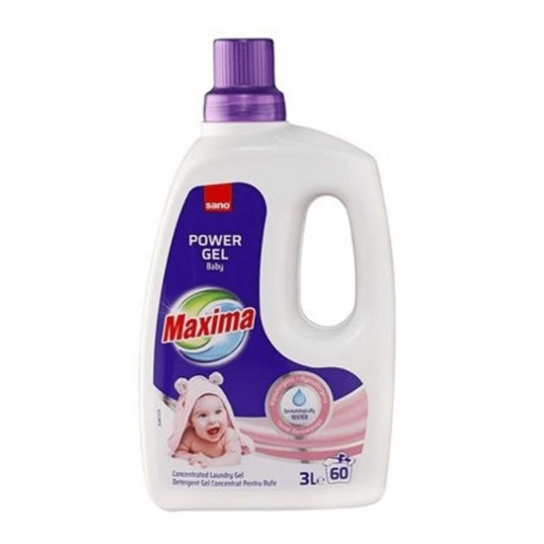 Течен перилен препарат Sano Maxima Baby 3л