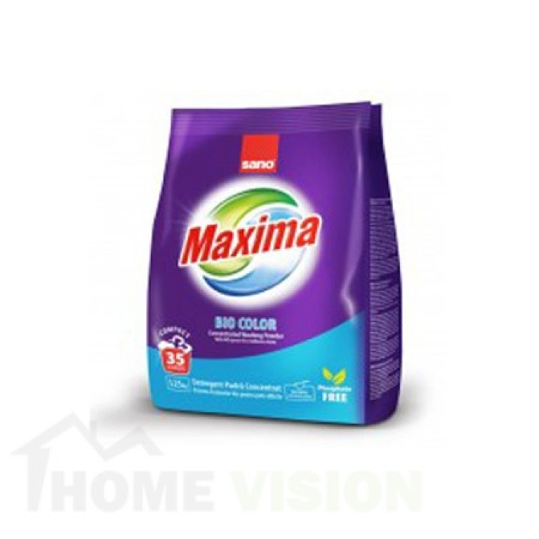 Прах за пране Sano Maxima Bio 1.25 кг