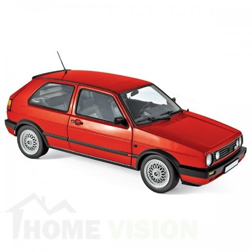 VW Golf GTI 1990 - Red