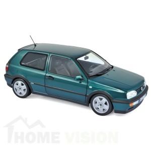 VW Golf VR6 1996 - Green metallic