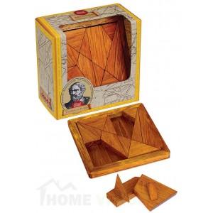 Логическа игра Professor Puzzle – Танграмът на Архимед