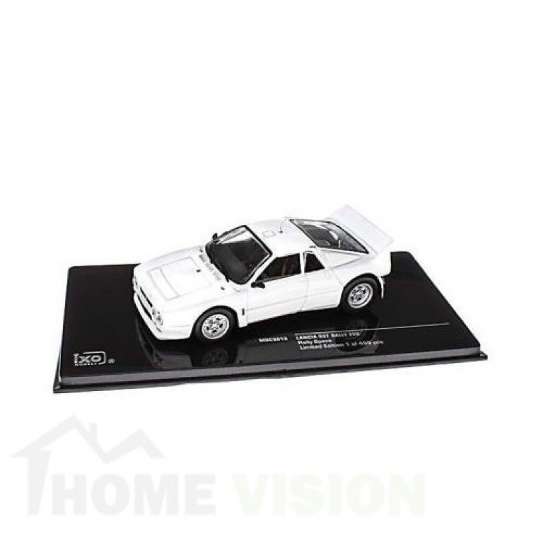 LANCIA 037 RALLY EVO, Rally Specs, Limited Edition 1 of 499 pcs