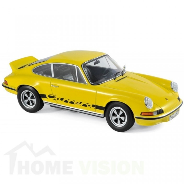 Porsche 911 RS Touring 1973 - Yellow&Black