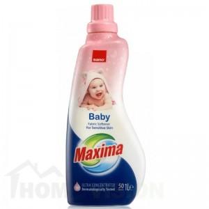 Омекотител концентрат Sano Maxima Baby 1л