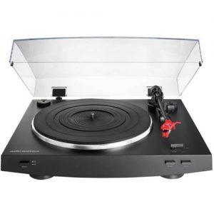 Грамофон Audio-technica AT-LP3BK - автоматичен, черен