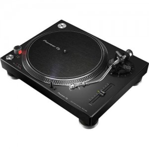 Грамофон Pioneer - PLX 500, черен