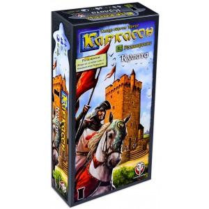 Колекция разширения за Каркасон - Кулата + Абатството и кметът
