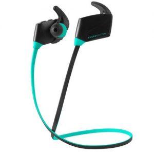 Слушалки с микрофон Energy Sistem - Earphones Sport, mint