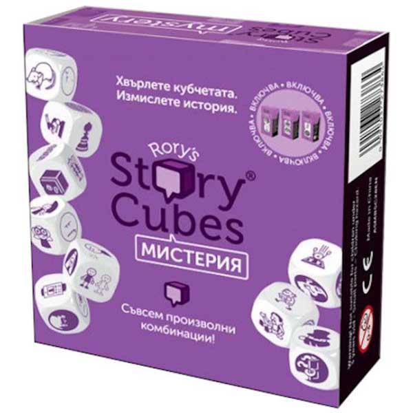 Настолна игра Rory's Story Cubes - Мистерия