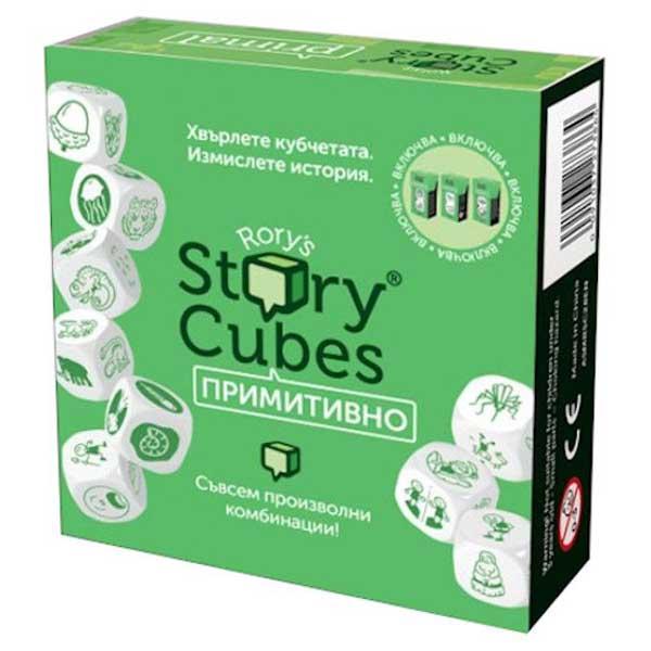 Настолна игра Rory's Story Cubes - Примитивно