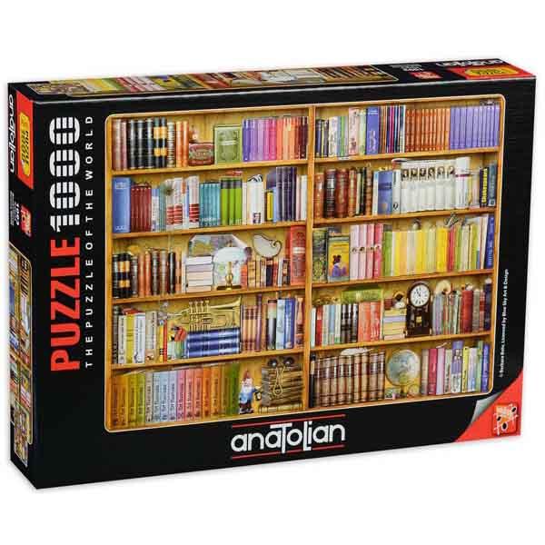 Пъзел Anatolian от 1000 части - Библиотека