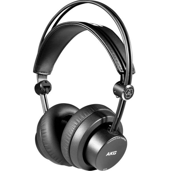 Слушалки AKG K175 черни