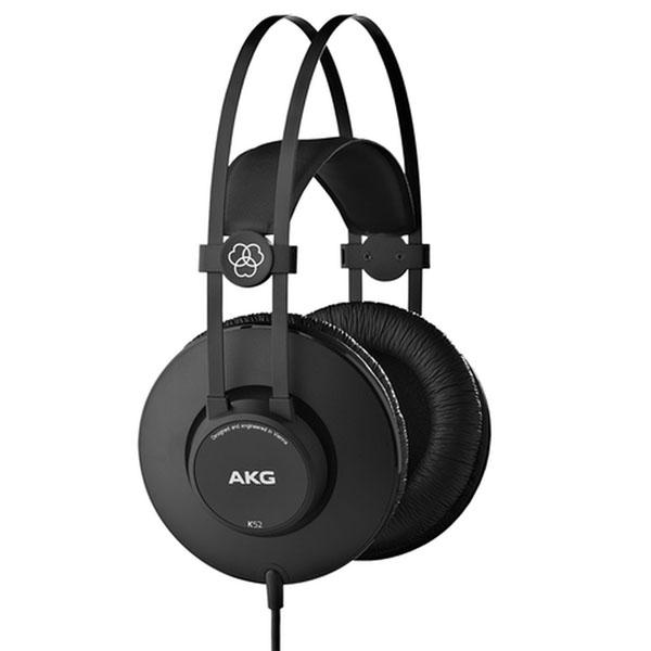 Слушалки AKG K52 - черни