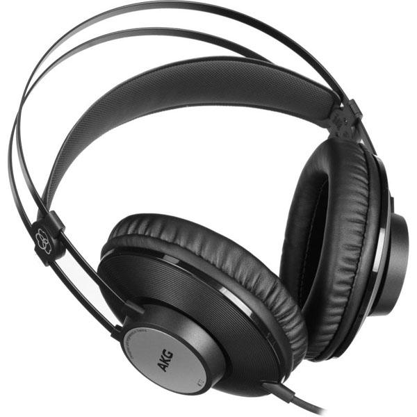 Слушалки AKG K72 - черни