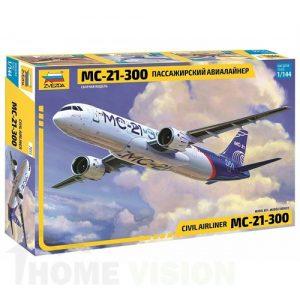 1:144 Пътнически самолет ИРКУТ МС-21 (IRKUT MS-21 AIRLINER)