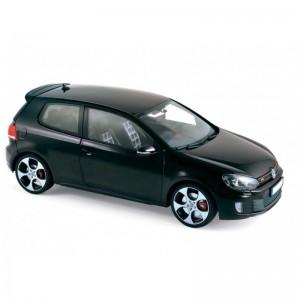 VW Golf GTI 2009 - Black