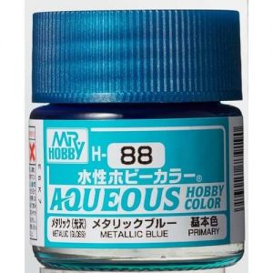 H-088 Metallic Blue (10ml) - Mr. Color for Car Models