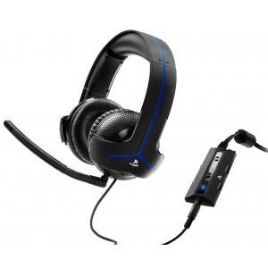 Гейминг слушалки Thrustmaster - Y-300P, черни