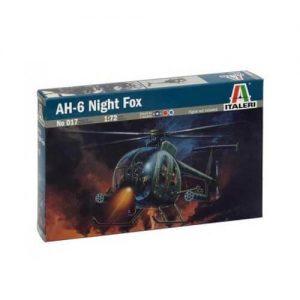 1:72 Американски военен хеликоптер Боинг АХ-6 Нощна лисица (Boeing AH-6 Night Fox)