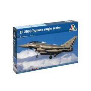 1:72 Европейски изтребител ЕФ-2000 Тайфун - едноместен (EF-2000 TYPHOON one seater)