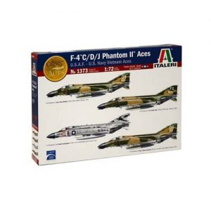 1:72 Американски двуместен реактивен изтребител Ф-4 Фантом (F-4 PHANTOM)