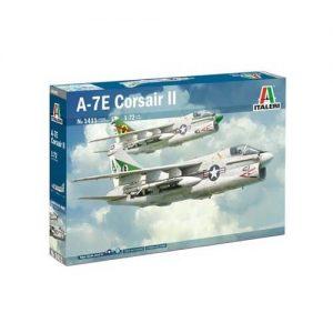 """1:72 Американски палубен изтребител A-7E """"Corsair"""" II (A-7E CORSAIR II)"""