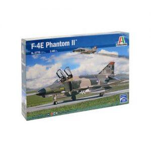 1:48 Американски двумоторен изтребител – прехващач Г-4Е Фантом II (F-4E PHANTOM II)