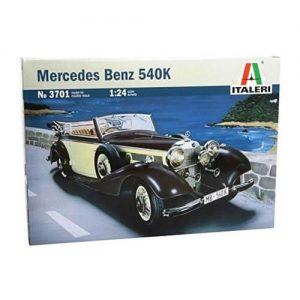 1:24 Автомобил MERCEDES BENZ 540K