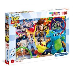 Пъзел Clementoni от 180 части - Играта на играчките 4