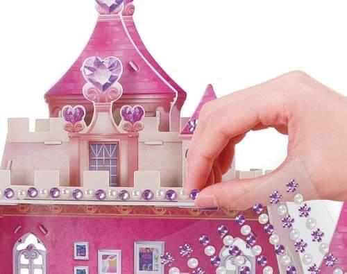 Cubic Fun Пъзел 3D Рожденият ден на Принцесата 95ч. E1622h x16