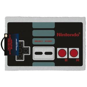 Изтривалка за врата Pyramid - Nintendo: NES Controller, 60 x 40 cm