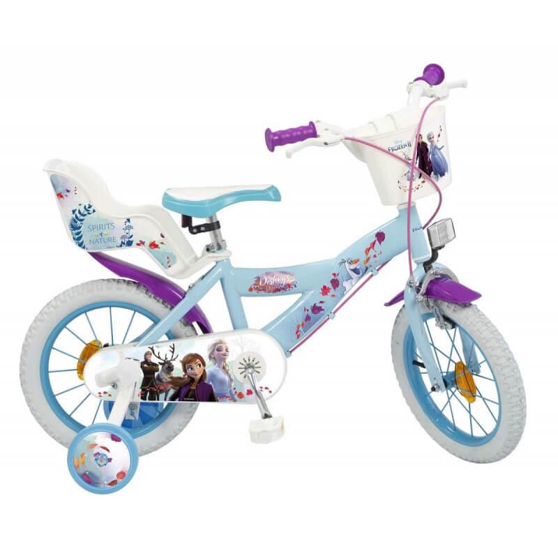 """Детски велосипед Toimsa Frozen II 14"""""""