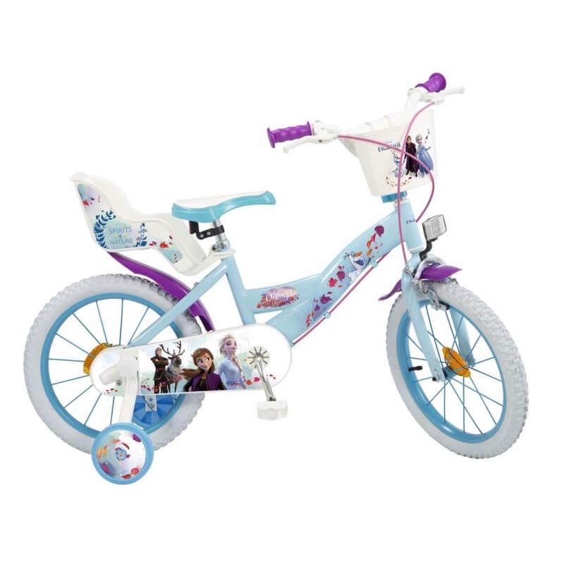 """Детски велосипед Toimsa Frozen II 16"""""""