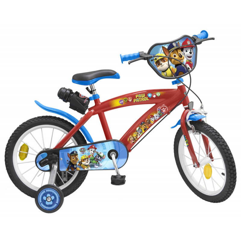 "Детски велосипед Toimsa Paw Patrol Boy 16"""