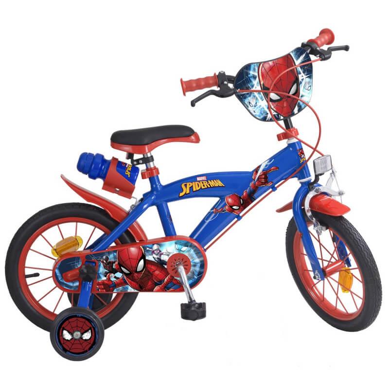 """Детски велосипед Toimsa Spiderman 14"""""""