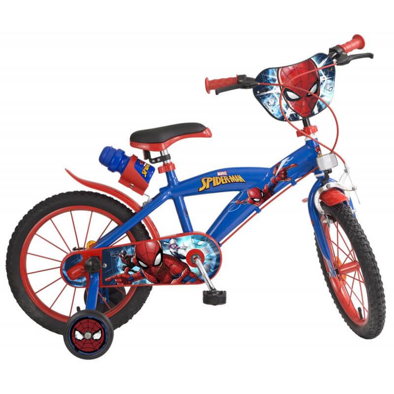 """Детски велосипед Toimsa Spiderman 16"""""""