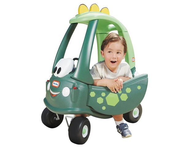 Детска кола динозавър за бутане Little Tikes