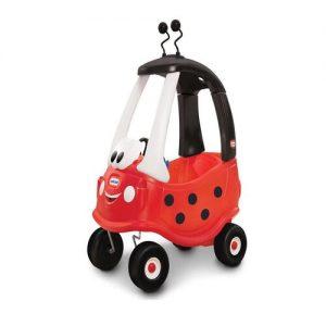 Детска кола калинка за бутане Little Tikes
