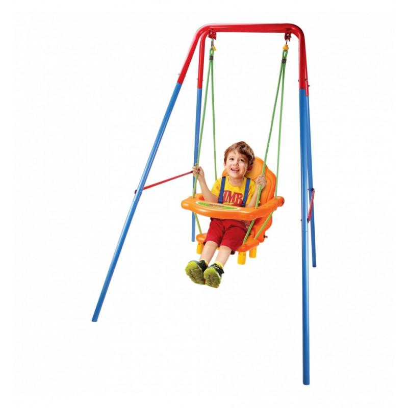 Детска люлка с метална конструкция King Sport
