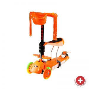 Торо 2в1 Оранжев