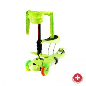Торо 2в1 Зелен