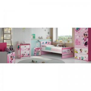 Комплект мебели за детска стая Мини Маус