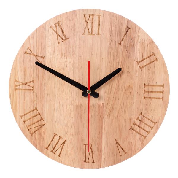 Декоративен дървен часовник D - 4