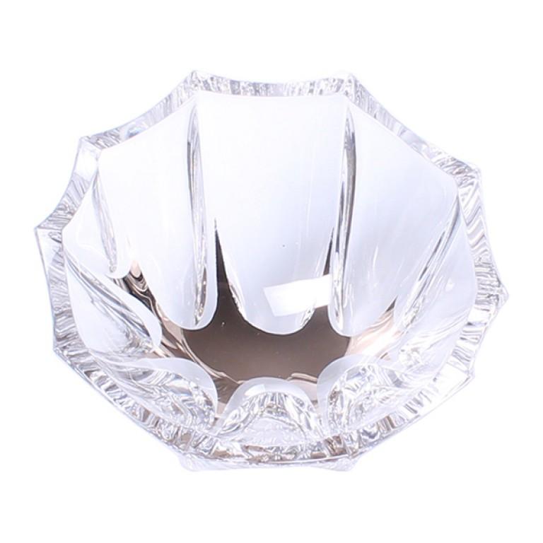 Купа Bohemia Calypso Platinum, 18 cm