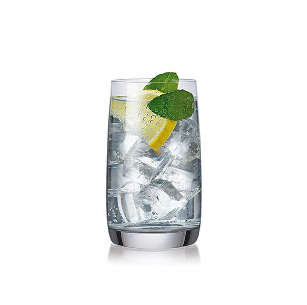 Чаши за безалкохолно и вода Bohemia Royal Pavo