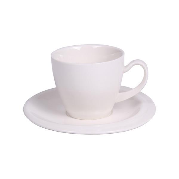 Чашка с чинийка LF Anika 220 ml