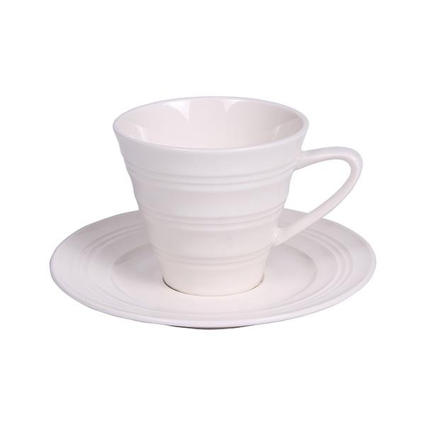 Чашка с чинийка LF Kaya 200 ml