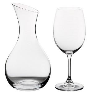 Гарафа и чаши 6 бр. Bohemia Royal 450 ml